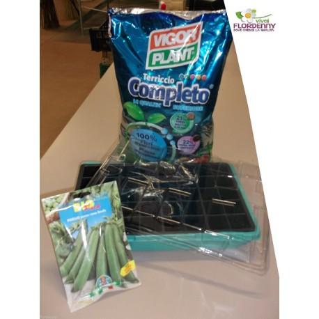 Kit serra semenzaio per talee e piantine piante talea for Piantine orto prezzi