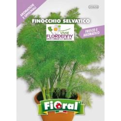 Fioral semi di finocchio selvatico aromatiche aromatica for Giardino officinale