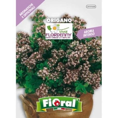 Fioral semi di origano aromatiche aromatica officinale for Giardino officinale
