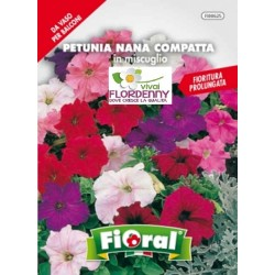 FIORAL SEMI DI PEPERONCINO aromatiche aromi orto sementi seme giardino ortaggio