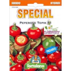 SPECIAL SEMI DI PEPERONE TORRICELLO orto sementi piantine gardino conserva