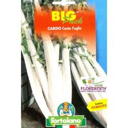 BIG PACK CARDO BIANCO AVORIO SEMI L'ORTOLANO orto sementi seme ortolano ortaggio