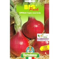 BIG PACK CIPOLLA TROPEA ROSSA TONDA SEMI L'ORTOLANO orto sementi seme ortolano ortaggio