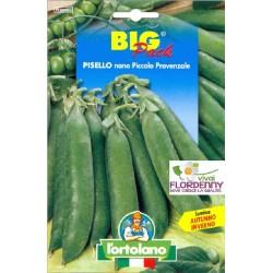 BIG PACK PISELLO NANO PROGRESS SEMI L'ORTOLANO orto sementi seme ortolano ortaggio
