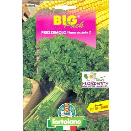 BIG PACK PREZZEMOLO COMUNE SEMI L'ORTOLANO orto sementi seme ortolano ortaggio