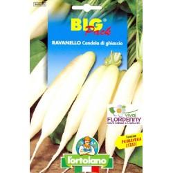 BIG PACK CIME DI RAPA CENTOVETINA SEMI L'ORTOLANO orto sementi seme ortolano ortaggio