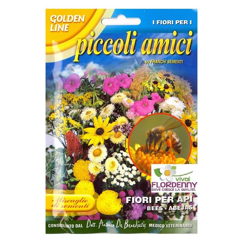 Franchi sementi di fiori per api orto giardino semi for Semi di fiori