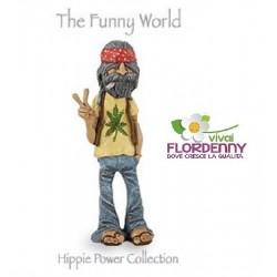 HIPPY COPPIA NUDISTI LES ALPES figli dei fiori nudismo naturista matala woodstock