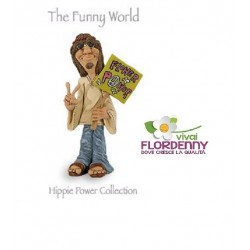 HIPPY IN PIEDI LES ALPES figli dei fiori nudismo naturista matala woodstock