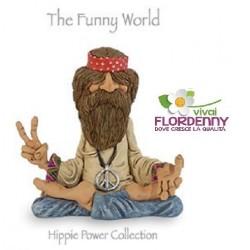 HIPPY IN PIEDI PICCHETTO LES ALPES figli dei fiori nudismo naturista matala woodstock