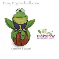 RANA BASEBALL LES ALPES ranocchia frog fantasy rospo rane stagno natura