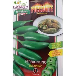 PICCANTE IN CUCINA PEPERONCINO ITALICO SEMI IN BUSTA seme semina orto ortaggi aromatiche