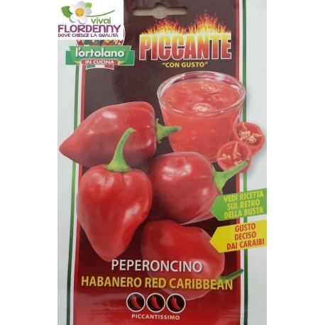 PICCANTE IN CUCINA PEPERONCINO JALAPENO SEMI IN BUSTA seme semina orto ortaggi aromatiche
