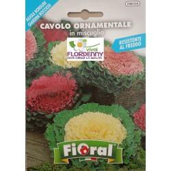 FIORAL SEMI DI ACHILLEA IN MISCUGLIO fiori sementi giardino aiuola piante seme