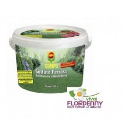 COMPO CONCIME GRANULARE DA GIARDINO 8kg arbusti piante terrazzo fiori prato