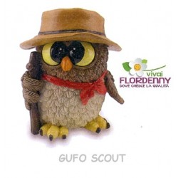 GUFO LORD COLLECTION LES ALPES gufo civette gufetto civetta fantasy bosco