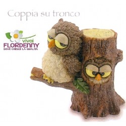 GUFO IN RELAX 2 COLLECTION LES ALPES gufo civette gufetto civetta fantasy bosco