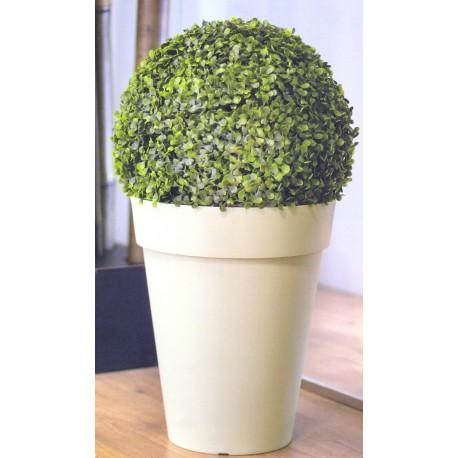 Nicoli vaso arke 39 slim cm 33 vasi vaso fioriere piante for Vasi da arredo