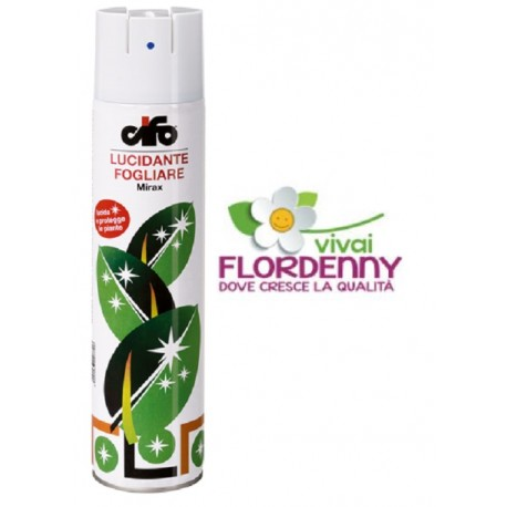 CIFO ECOMIRAX LUCIDANTE FOGLIARE 300ml NO GAS
