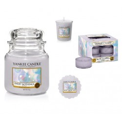 YANKEE CANDLE SWEET NOTHING