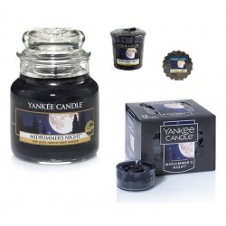YANKEE CANDLE MIDNIGHT SUMMER