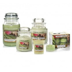YANKEE CANDLE LEMONGRASS & GINGER