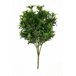 VIRIDIUM BOSSO BUXUS ARTIFICIALE 50cm PER ESTERNI E INTERNI pianta sintetica