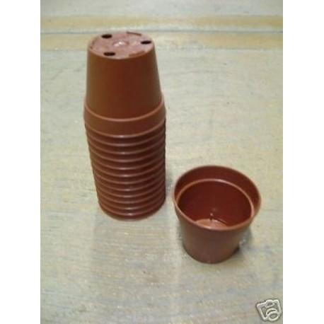 ARCA KIT 24 VASI cm 7X7 ART120 fioriere vasi balcone giardino piante orto orti