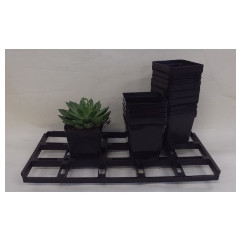 Vasi In Plastica Per Piante Prezzi : Arca kit vasi completo di pannello fori