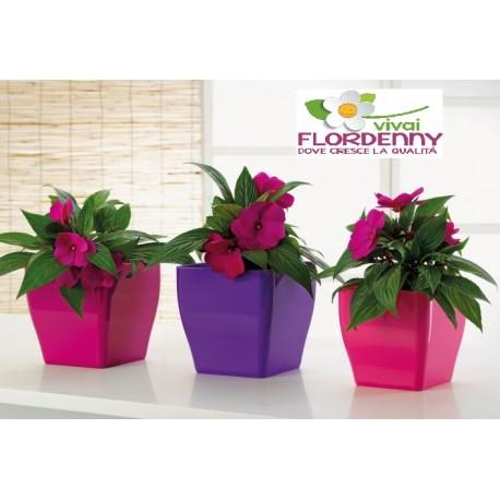 Veca vaso coprivaso living 21x21 casa arredo giardino fiori piante - Happy casa arredo giardino ...